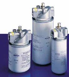 Glass Fiber MANN Oil Filters For Automobile