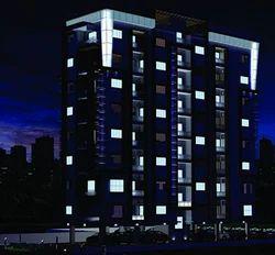 Meridian Crown Night View Real Estate Developer