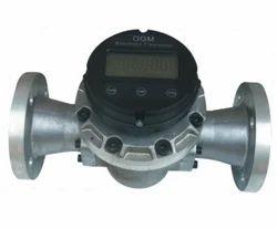 Digital Oval Gear Oil Flow Meter