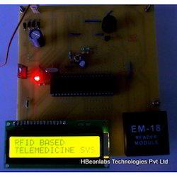 RFID Based Telemedicine System