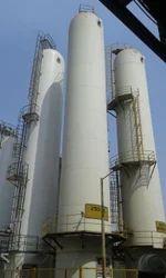 Oxygen Storage Tank