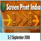 Screen Print India 2008