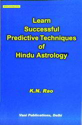 K N Rao's Astrology Books in English