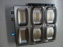 2 Cavity Soap Mould