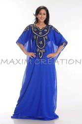 Chiffon Kaftan Genie Fancy Dress