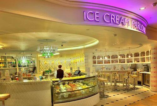 Ice Cream Parlour Interior Designers In Bharat Vihar New Delhi 7