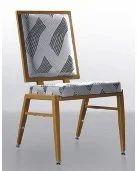 Hotel Aluminium Chair