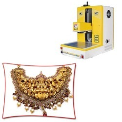 Open Laser Marker for Jeweller