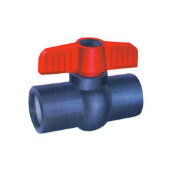 Plastic Agricultural Ball Valve