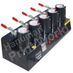 5 in 1 Mug Printing Hot Press Machine