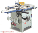 Jai Tilting Arbour Circular Saw - 634 ST