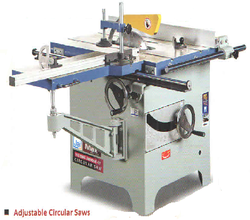 Jai Tilting Arbour Circular Saw - 634 ST, 440 V, Model: 634ST
