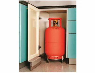 Modular Kitchen Gas Cylinder Storage Inspirations Chennai