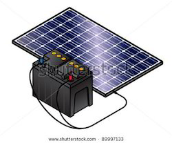 Solar Panel Battery At Best Price In India