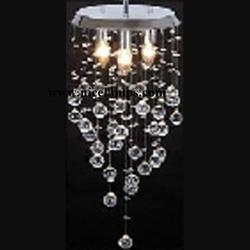 Low Height Ceiling Chandelier