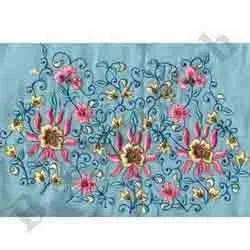 Design Machine Embroidery Work