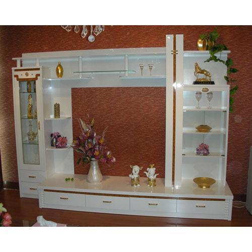 Wall Unit and Side Board - Wall Unit Plywood And Side Board ...
