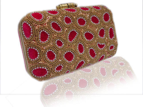 18484f318 Designer Diamond Clutch at Rs 1250 | clutches, क्लच बैग ...