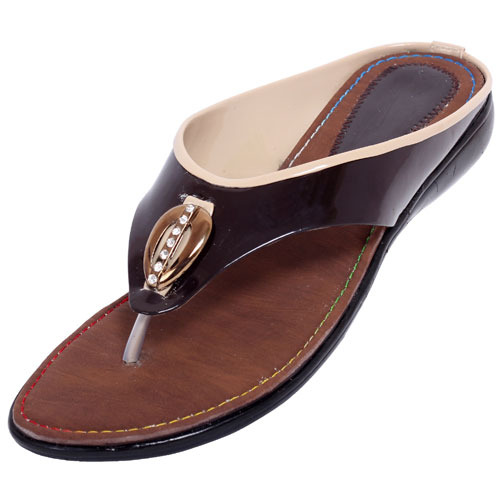 Ladies Leather Slippers, Men, Women & Kids Footwear | ARS Exports ...