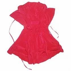 Brink Pink French Crepe Dress