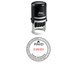 Shiny R-542D Dater Stamp