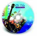 C.D. Sticker