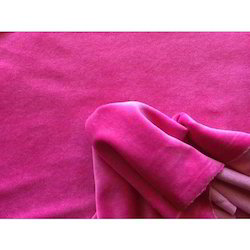 Knitted Velour Fabric