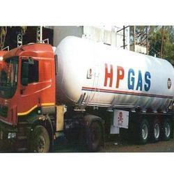 LPG Triple Axle Gas Tanker