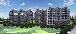 Duplex Sky Villas Construction
