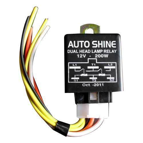 Head Light Cutout - Headlight Relay Manufacturer from New Delhi on wiring switch, wiring an occupancy sensor, fuel pump relay, wiring diodes, building a relay, dpdt relay, testing a relay, wiring diagram, toggle relay,