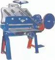 Simple Paper Cutting Machine
