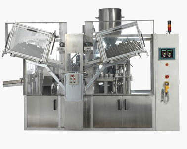 Tube Filling Machine Double Head