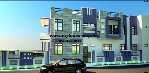 Front elevation of house india images