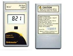 Solar Irradiance Photovoltaic Light Meter