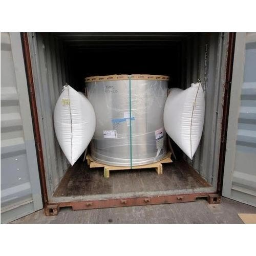 White Pp Dunnage Air Bag