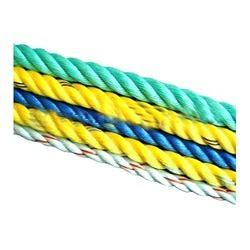 10mm Green Brown Yellow White Danline Rope