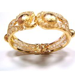 Metal Plated Ring
