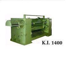 Log Peeling Lathe Machine Model K.I. 1400
