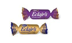 Eclairs Flavoured Candy