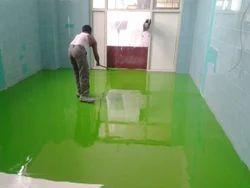 Industrial Epoxy Flooring Services, Location: Pan India