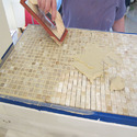 Tiles Grouting