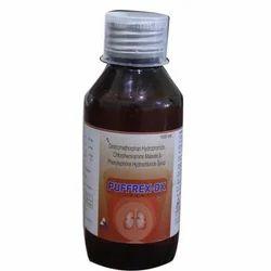 Puffrex-DX Syrup PCD Pharma