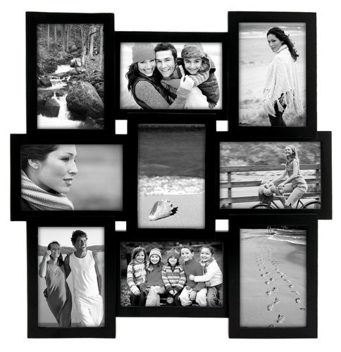 9 in one collage photo frame