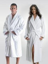 Cotton Bath Robe- BR-3