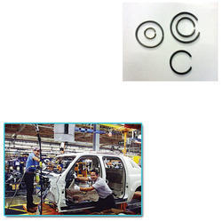 Wire Circlips for Automobile Industry