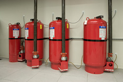 Automatic Fire Protection System