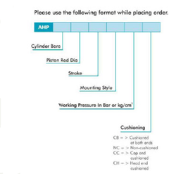 Format While Placing an Order
