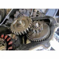 Gear Machine Maintenance