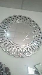 Modern Round Mirror