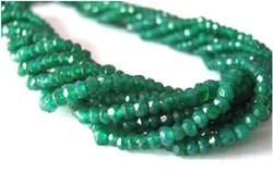 Green Onyx Gemstone Beads Strands